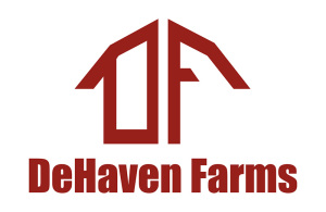 DeHaven Farms Logo - copyright 2014 DeHaven Farms